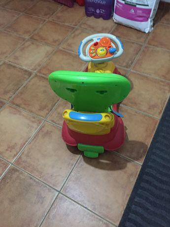 Vendo carrinho Chicco Quattro crianca