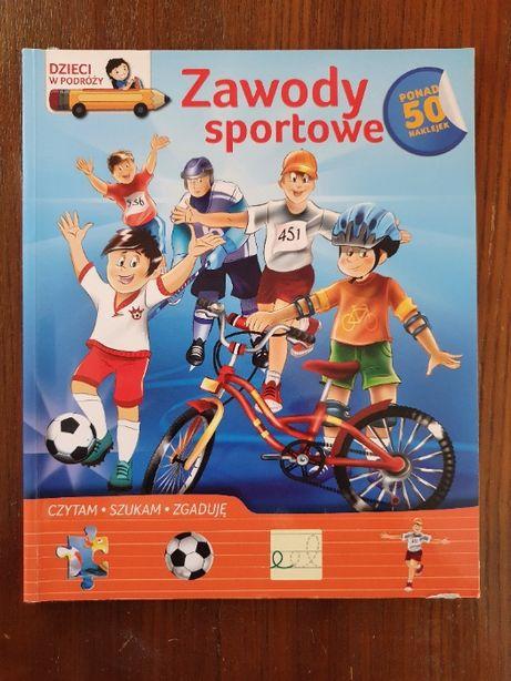Zawody sportowe. Dzieci w podróży