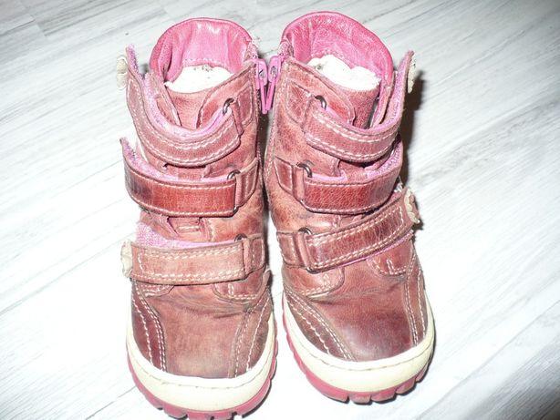 Kozaki buty zimowe Lasocki rozmiar 23
