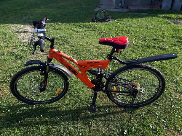 Młodzieżowy rower