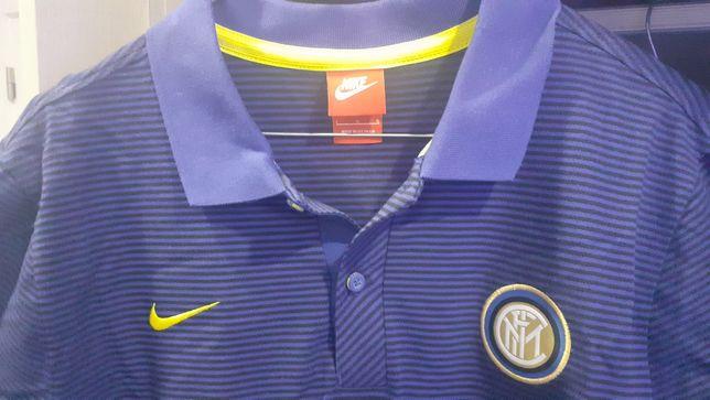 Polo Inter Milão Nike tam. L