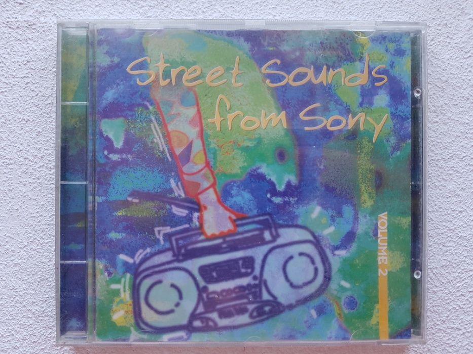 CD Street sounds from Sony Odemira - imagem 1