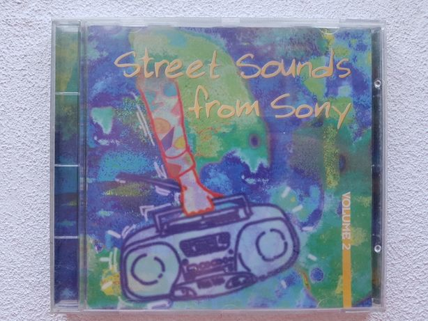 CD Street sounds from Sony