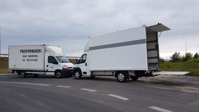 Transport-Przeprowadzki  Grzegorz Zieliński