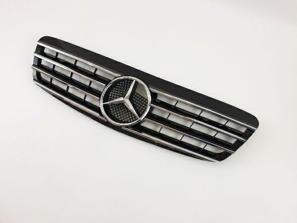 Решетка радиатора Mercedes S-class W220