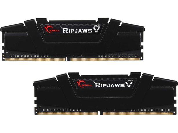 Ripjaws V 16GB (2x8GB) DDR4 3600MHz CL16 - F4-3600C16D-16GVK