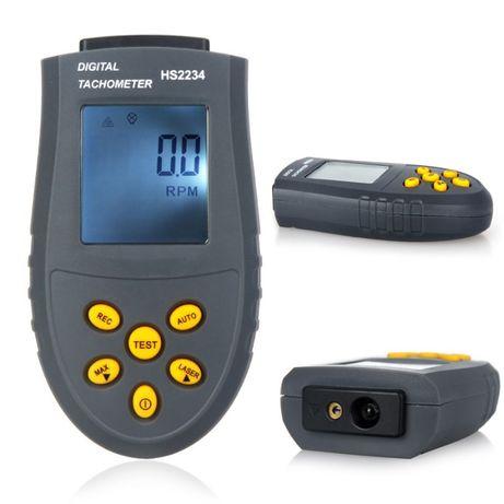 Tacômetro/Medidor de Velocidade Digital Laser (NOVO)