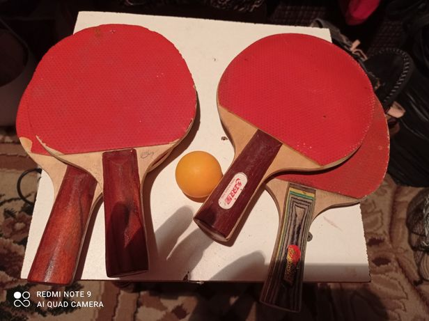 Ракетки для тенниса 4штуки