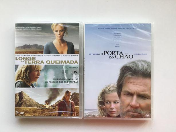 DVD S originais selados