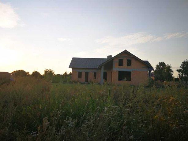 Dom w stanie surowym otwartym Złotkowo k/Poznania, 218 m2