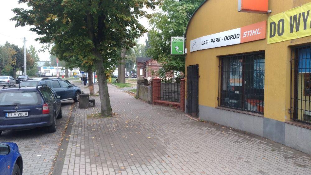 lokal handlowy w Łęczycy do wynajęcia ,ul . Ozorkowska 22 a ,58 m