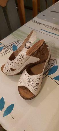 Buty damskie sandały rozmiar 37