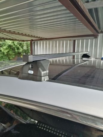 BAGAŻNIK dachowy Cruz do Ford S-Max I 2006- ze szklanym dachem