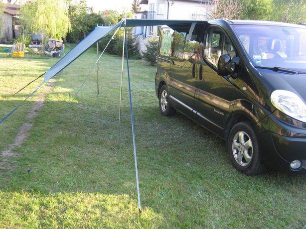 Daszek markiza przedsionek przyczepy Trafic Generation Azar4 T5 Van