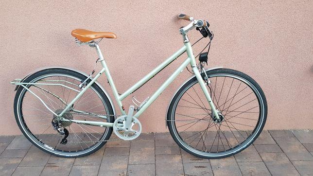 Rower miejski gravel Diamant Pacer 1x10 SLX tylko 13 kg LEd jak nowy!