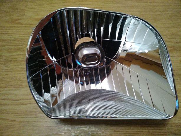Рефлектор правой фары Авео T250 оригинал отражатель