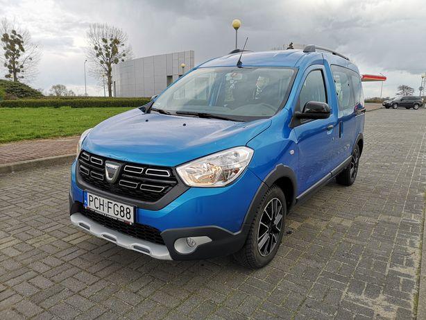Dacia Dokker STEPWAY 1.2 Gwarancja