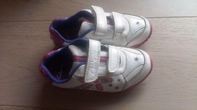 buty Clarcs 25,5 (15 cm) dla dziewczynki