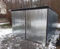 Garaż Blaszany 3x5 , Schowek, Garaże Blaszane, BLASZAKI, Garaż Blaszak