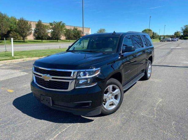 Продам Chevrolet Suburban 2017 (Чорний)