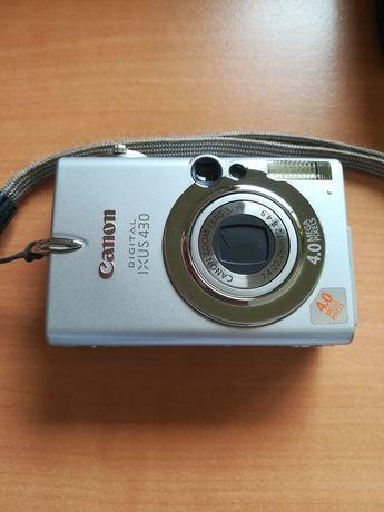 Vendo Câmera Canon Ixus 430