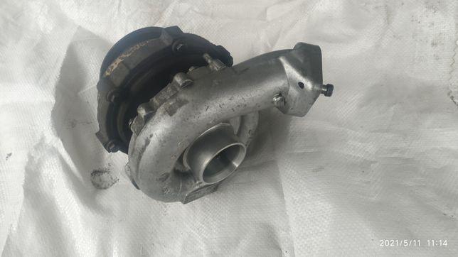Турбина на BMW E60 E90, GARRETT,дизель двигатель 3.0, код 11657794259