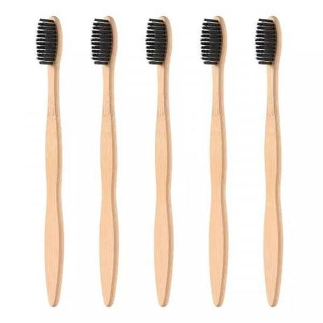 Escova de dentes bambu