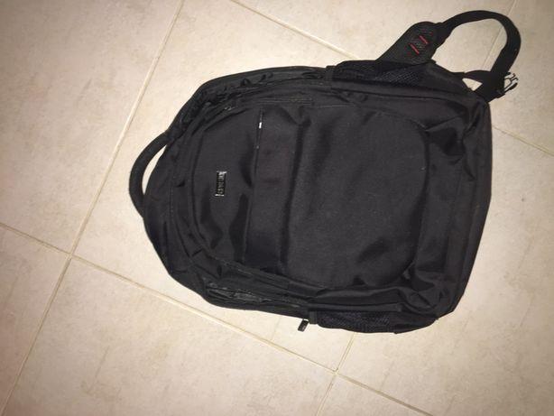 Plecak big star czarny