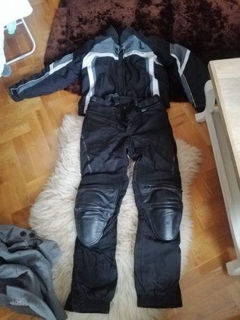 Strój motocyklowy Frank Thomas