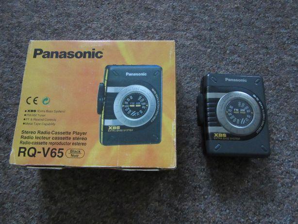 walkman Pansonic RQ-V 65 uszkodzony/walkman SONY