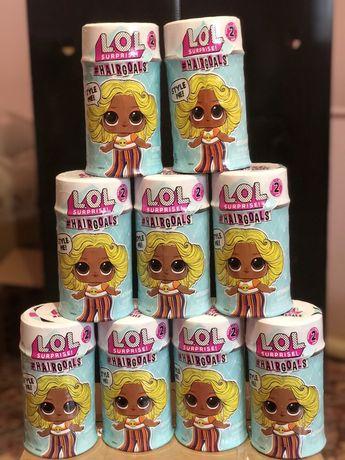 Кукла L.O.L. surprise hairgoals 2 серия лол сюрприз 572657