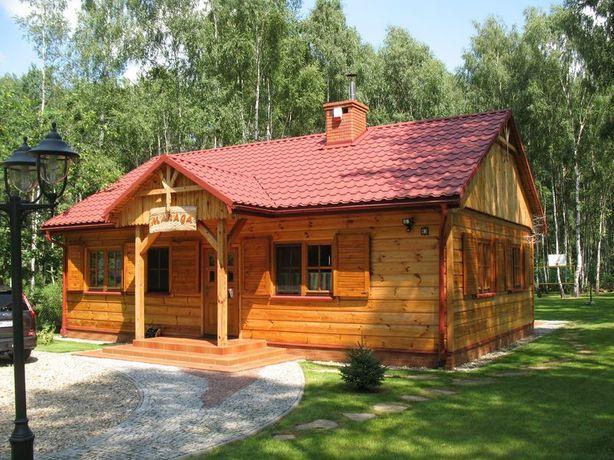 Maraga luksusowy domek drewniany Mielec