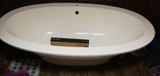 Ванная с искусственного камня