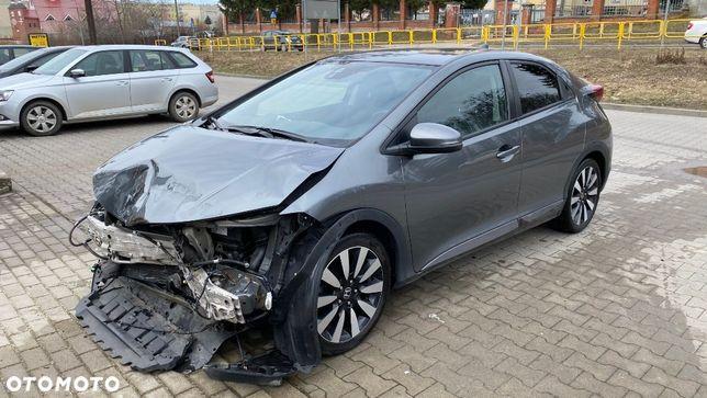 Honda Civic 1.8 niski przebieg, salon PL