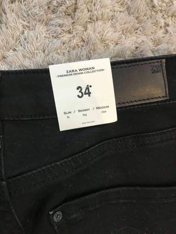 Zara jeans r. 34 Nowe