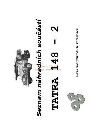 Tatra 148 katalog części