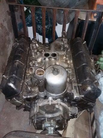 Мотор двигун ГАЗ 53 після капремонту