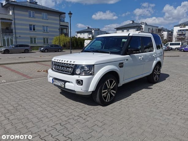 Land Rover Discovery 3.0D 255Hp HSE Luxury ,Szklany dach, Kamery 360