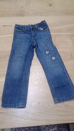 Spodnie jeansy chłopięce Tommy Hilfiger