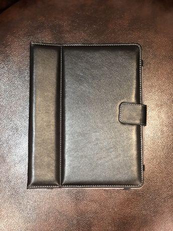 Кожаный универсальный чехол на планшет есть опт