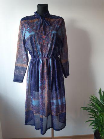 Sukienka midi 42