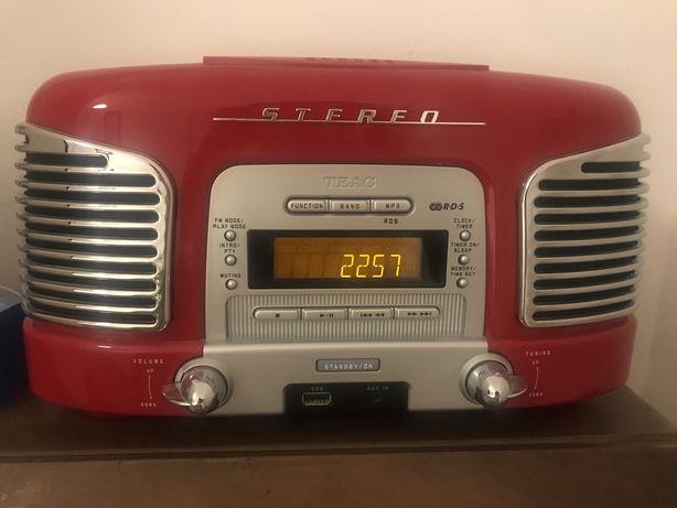 Coluna radio TEAC