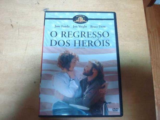 dvd o regresso dos herois
