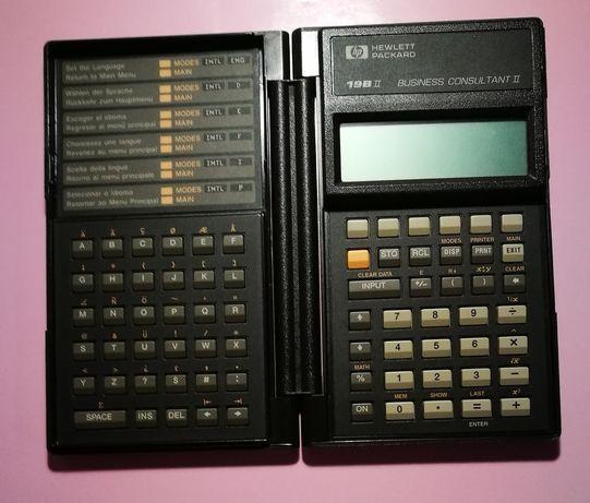 Calculadora científica Hewlett Packard 19bii