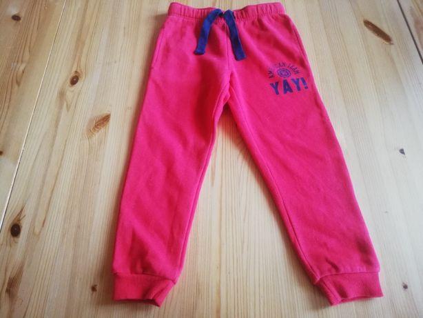 Spodnie dresowe nowe bez metki, LUPILU, r. 98/104