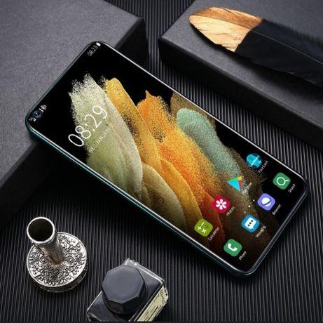 Smartphone NOVO na caixa.  16Gb Memória RAM  512Gb Memória interna.