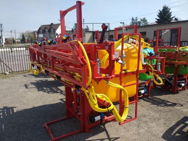 Opryskiwacz KWAS 800 l/15m zawieszany polowy hydraulika