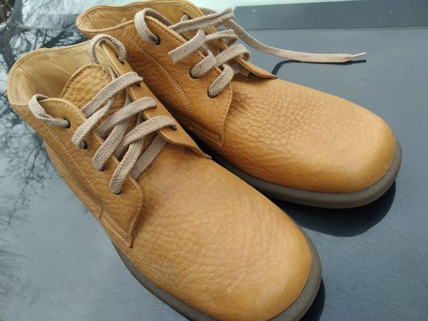 Туфли, ботинки, демисезонные, кожа, кожанные Италия