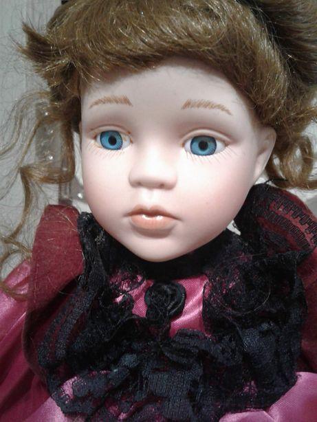 Фарфоровая кукла Libby ,лимитка