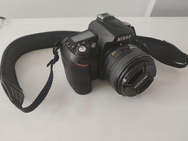Sprzedam Nikon d90 stan idealny